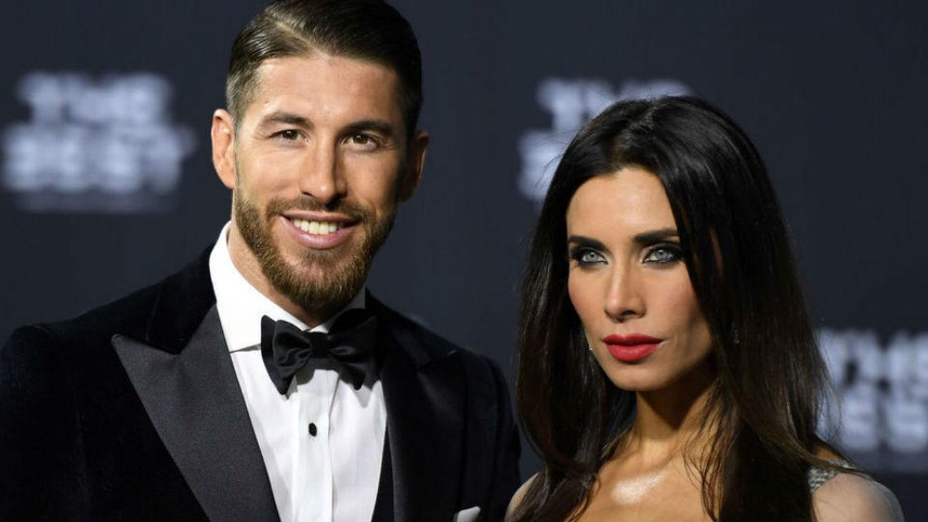 Sergio Ramos y Pilar Rubio se comprometen