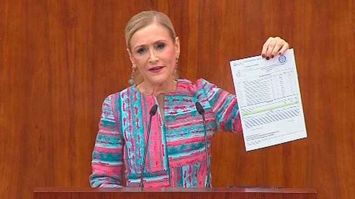 La jueza pide la agenda de Cifuentes del día en el que defendió su máster