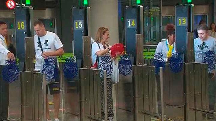 Solo 20 segundos para verificar el pasaporte con un nuevo sistema electrónico