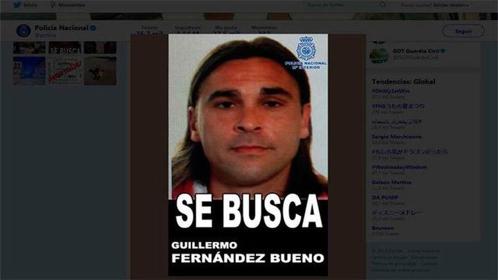 Buscan a un preso peligroso fugado del Dueso condenado por violación y asesinato