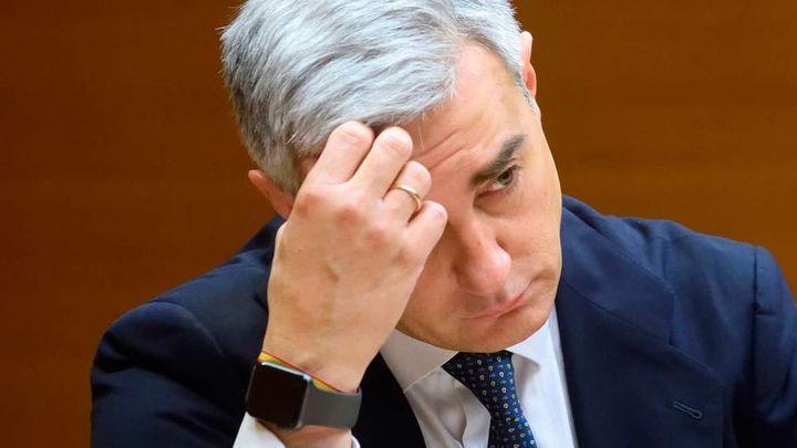 Ricardo Costa dice estar amenazado desde las afirmaciones sobre las finanzas
