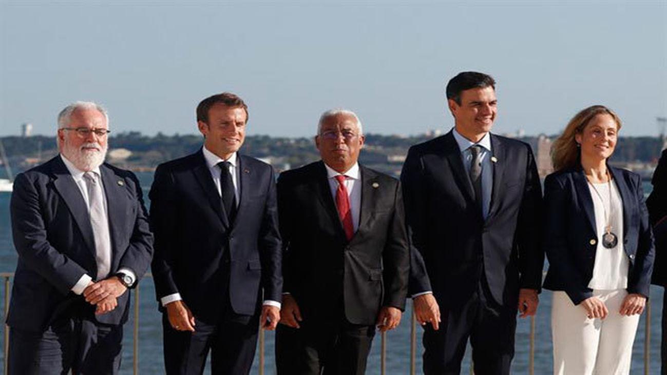 La Cumbre de Lisboa aprueba la interconexión eléctrica del Golfo de Vizcaya