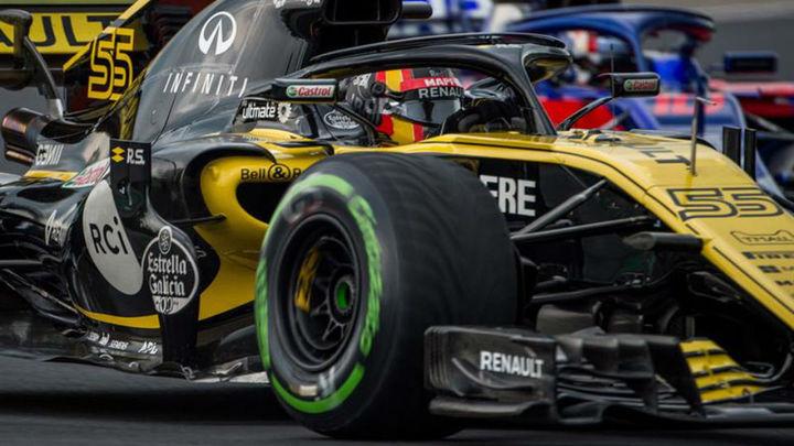 GP Hungria: Magistral Sainz, 5º, Hamilton pole y Alonso 11º