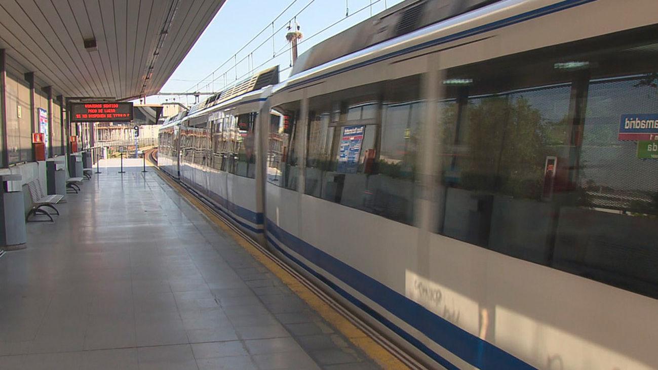 Rivas y Arganda reclaman mejoras en el servicio de la línea 9b de Metro