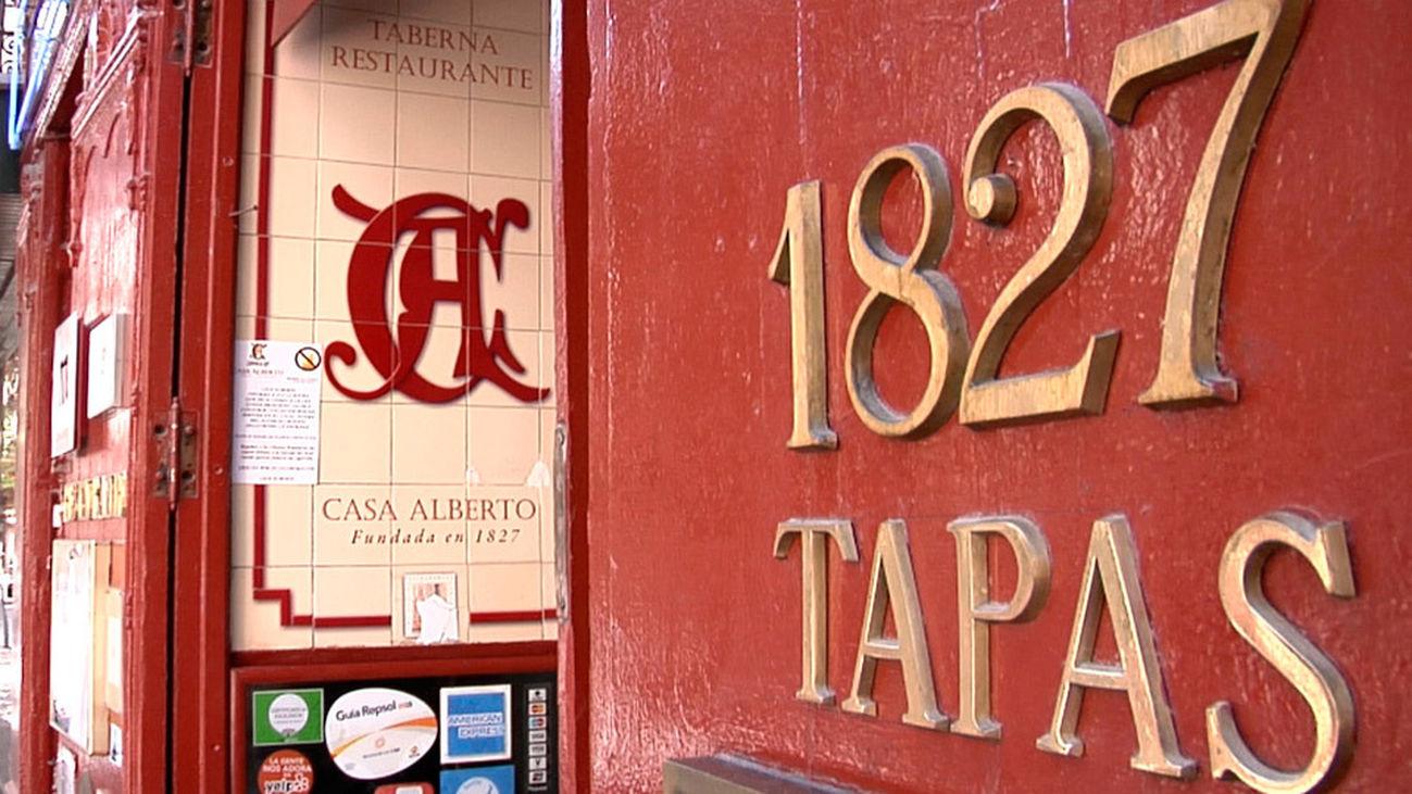 Una ruta por el Madrid tabernario