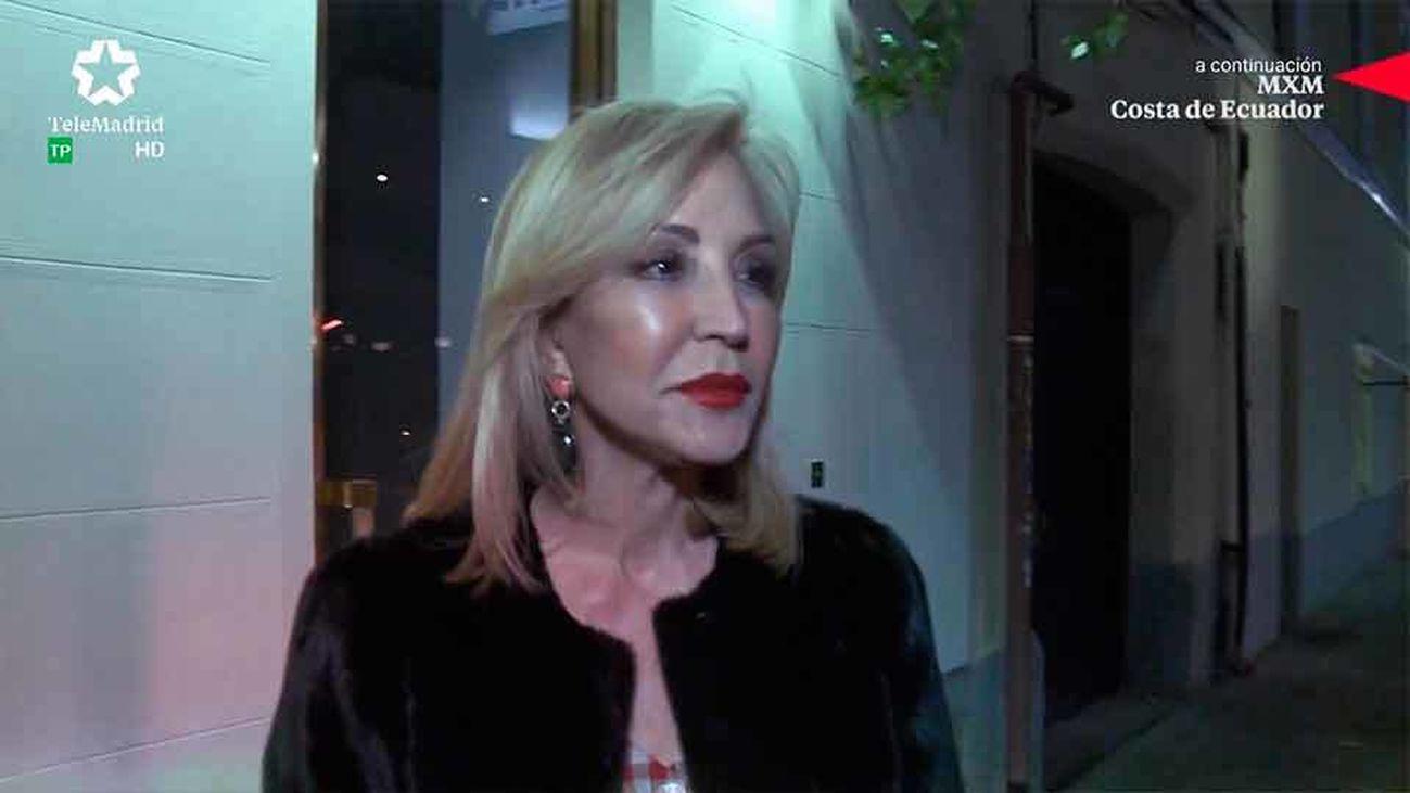 Carmen Lomana arremete contra Manuela Carmena