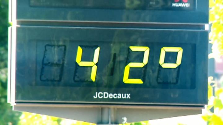 La Comunidad activa la primera alerta de alto riesgo por calor de este verano