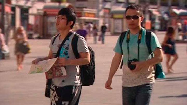 Madrid recibió 3,4 millones de turistas extranjeros en el primer semestre