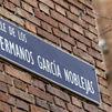Un juez anula el cambio de nombre de calles Zorita, Millán Astray o Caídos de la División Azul