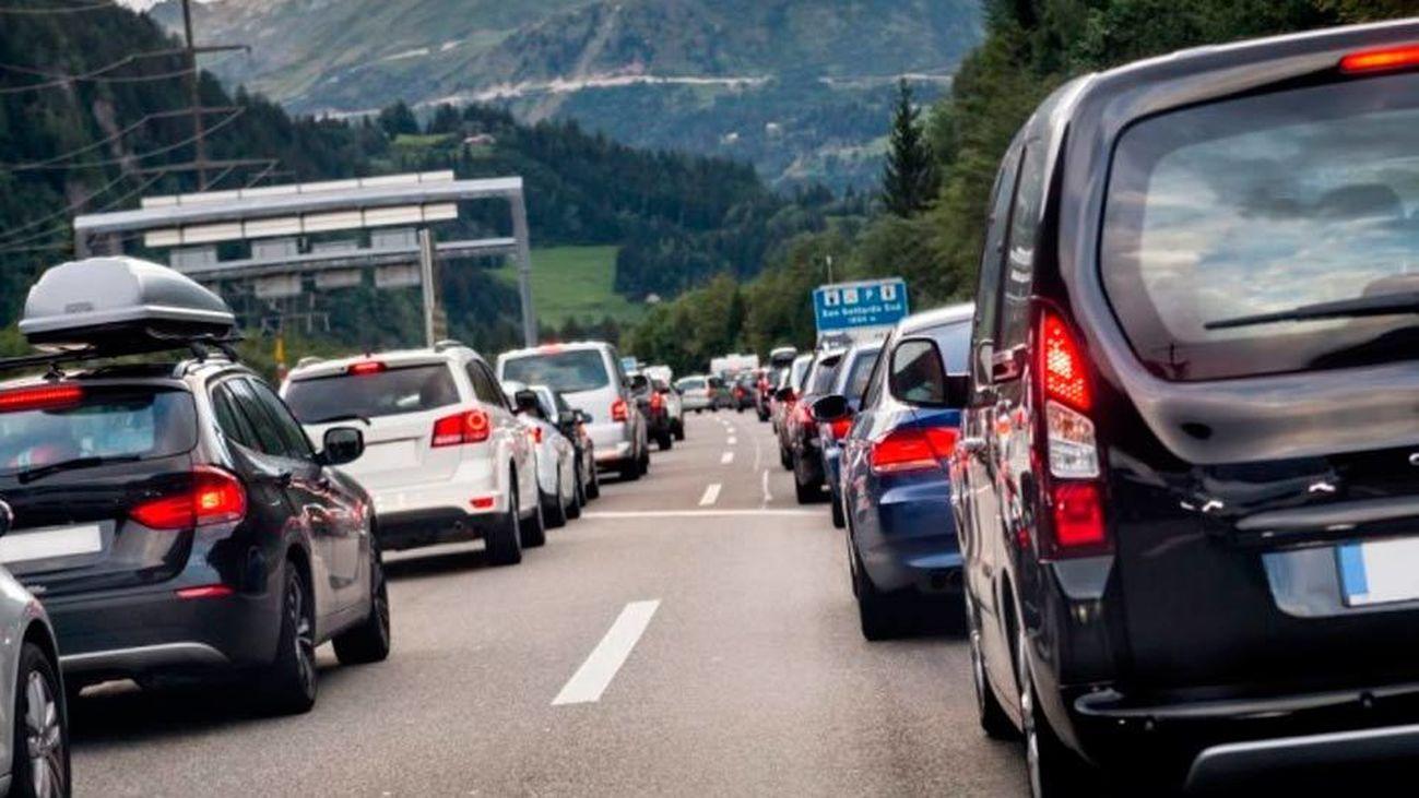 Tranquilidad en las carreteras en la Operación Salida este 1 de agosto