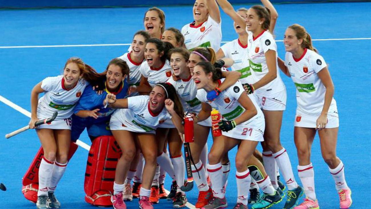 1-0. Las Red Sticks, a semifinales del Mundial