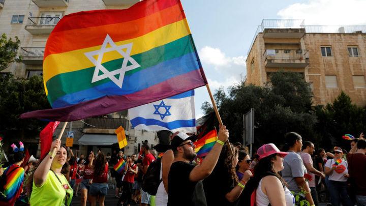 La Marcha del Orgullo de Jerusalén reúne a miles de participantes