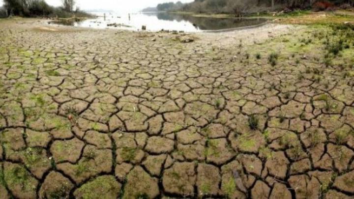Las sequías causadas por el cambio climático son cada vez más cálidas