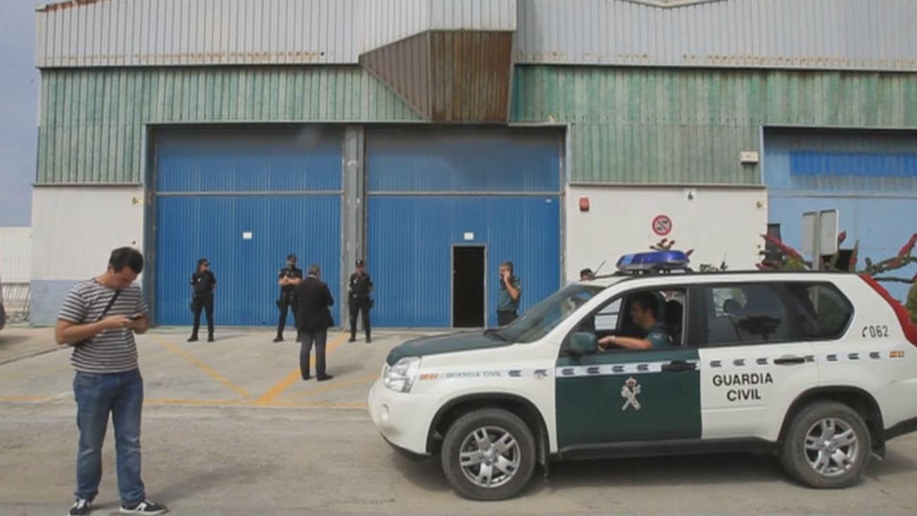 El Centro de Atención de Extranjeros de San Roque entra en funcionamiento