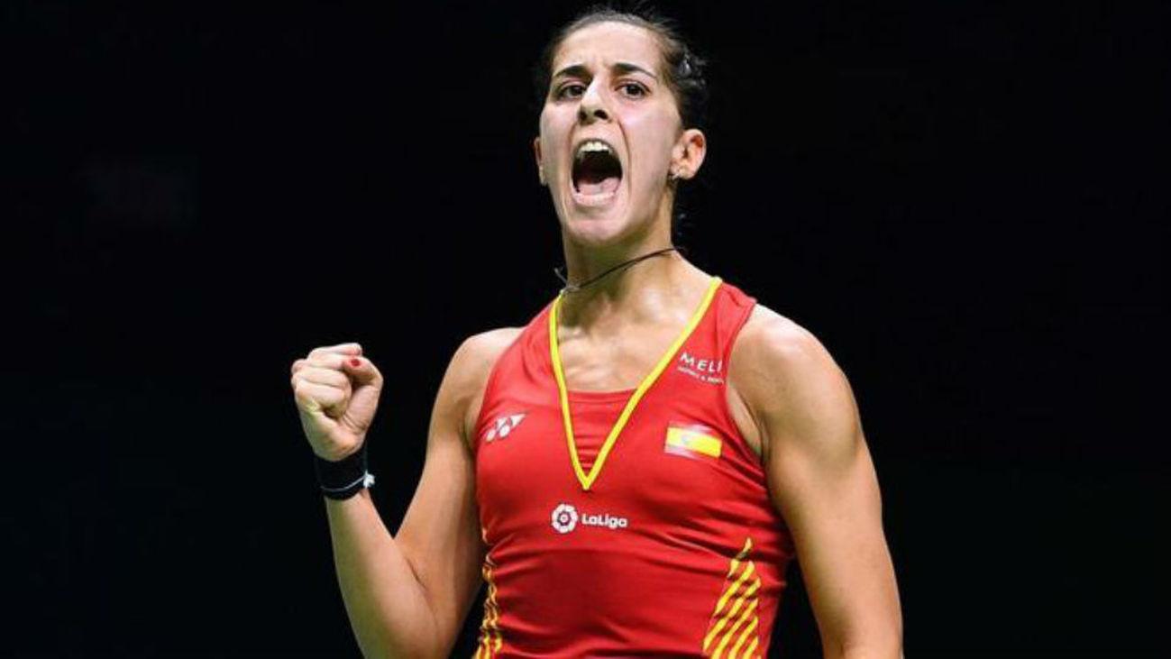 Carolina Marín ya está en semifinales del Mundial