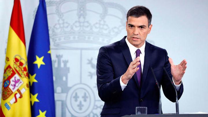 """Sánchez: """"Vamos a blindar el estado del Bienestar"""""""