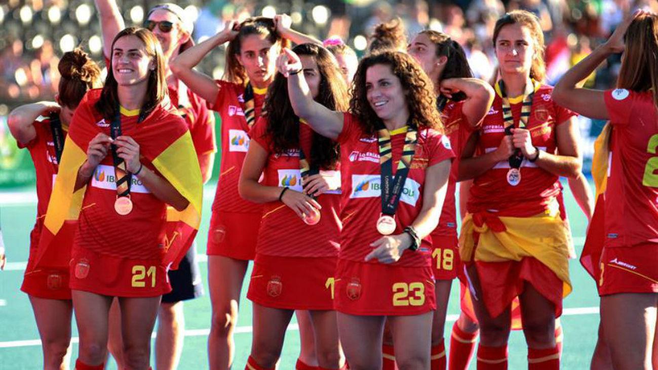 3-1. España, bronce en el Mundial tras superar a Australia