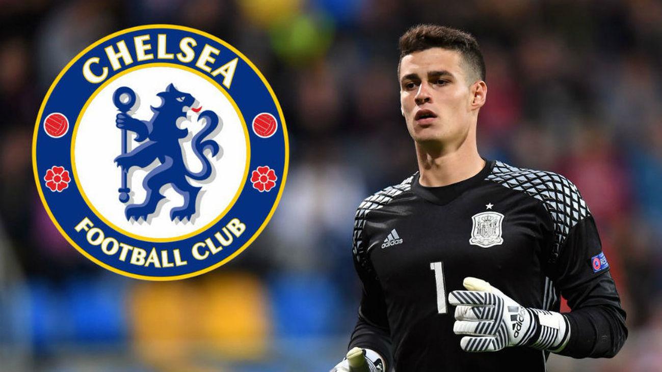 Kepa se va al Chelsea por 80 millones