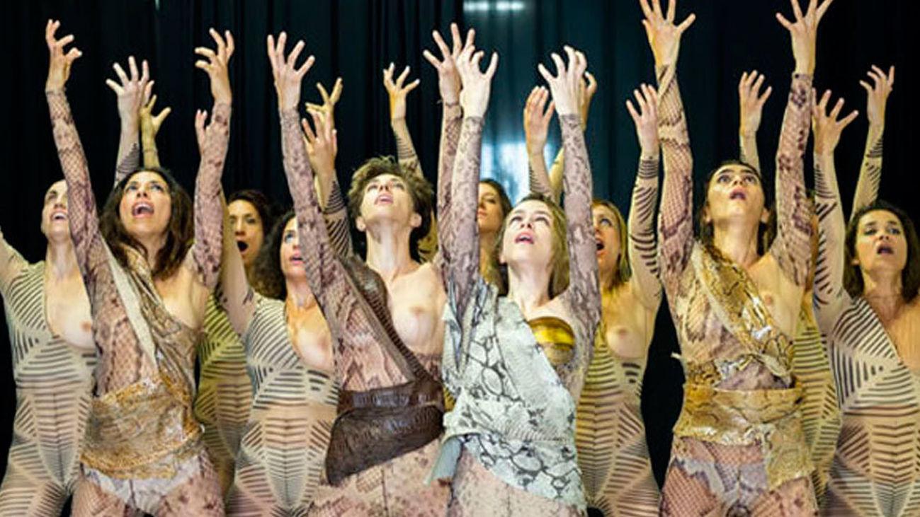 Las Amazonas arrasan en el teatro madrileño