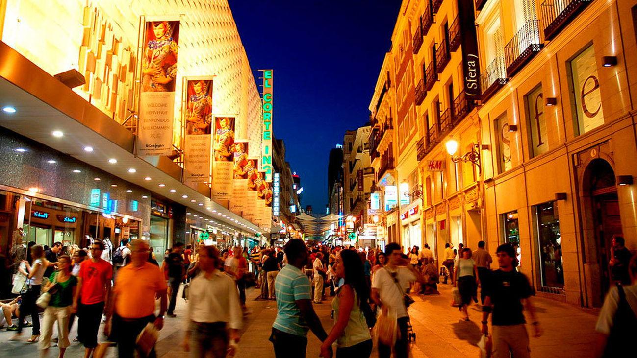 Sube el número de extranjeros en Madrid