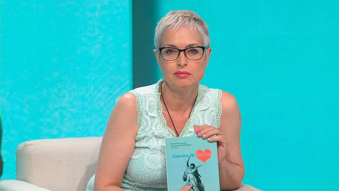 "Anna Grau nos recomienda ""Amores de ficción, bendita recompensa"""