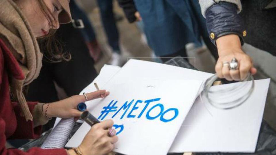El movimiento #MeToo cobra fuerza en China