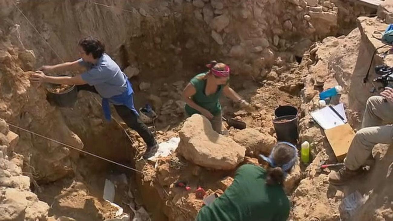 Los trabajos en el Valle de los Neandertales arrancan el miércoles