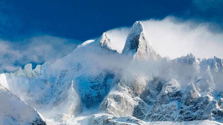 Hallados los cuerpos de tres italianos desaparecidos en el Mont Blanc