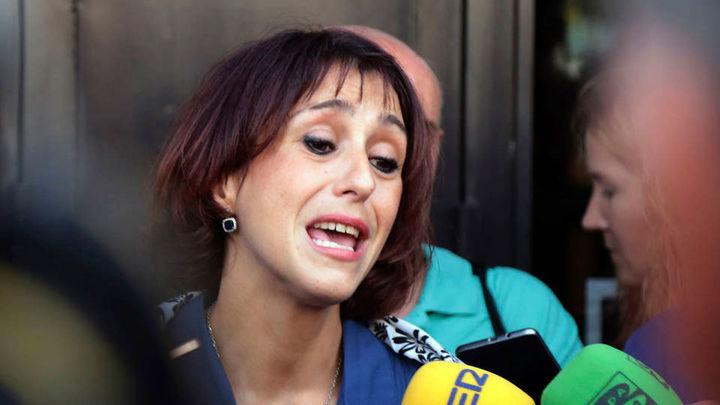 Juana Rivas viaja este martes a Cerdeña para pasar con sus hijos