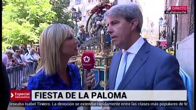 Garrido pide al Ayuntamiento atajar el 'problema de ilegalidad' de los manteros
