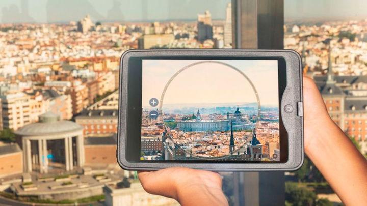 Los mejores lugares para contemplar Madrid desde las alturas
