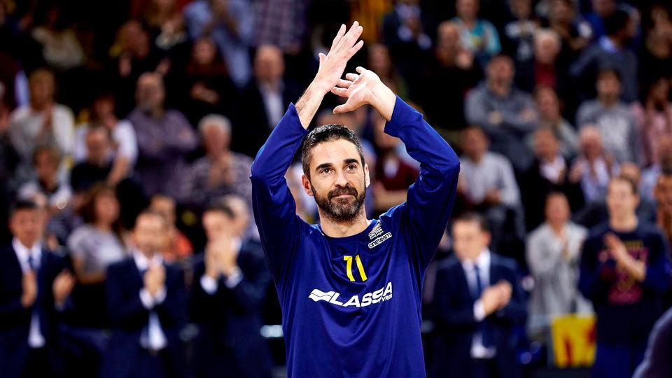 Juan Carlos Navarro deja el baloncesto