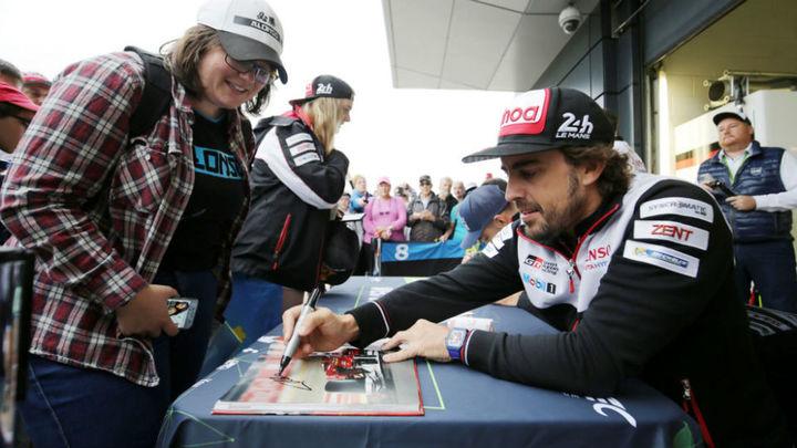 Alonso vuelve a extraer oro en Silverstone