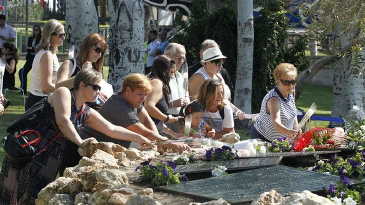 Homenaje a las víctimas de Spanair en el décimo aniversario del accidente