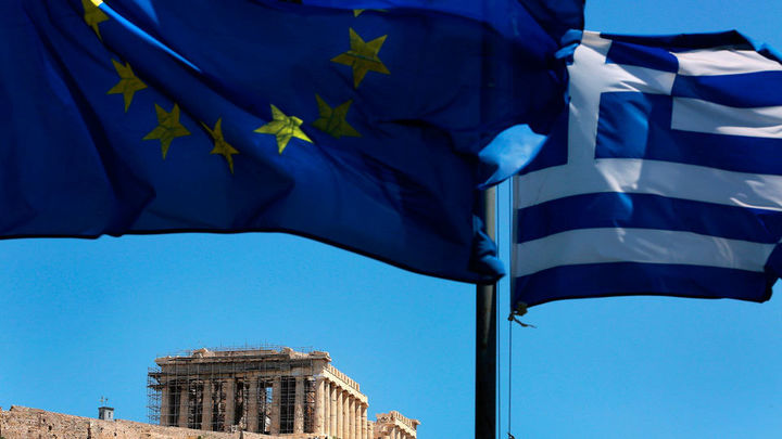 Bruselas celebra el fin del rescate a Grecia