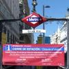 La estación de Metro de Gran Vía reabrirá finalmente en julio