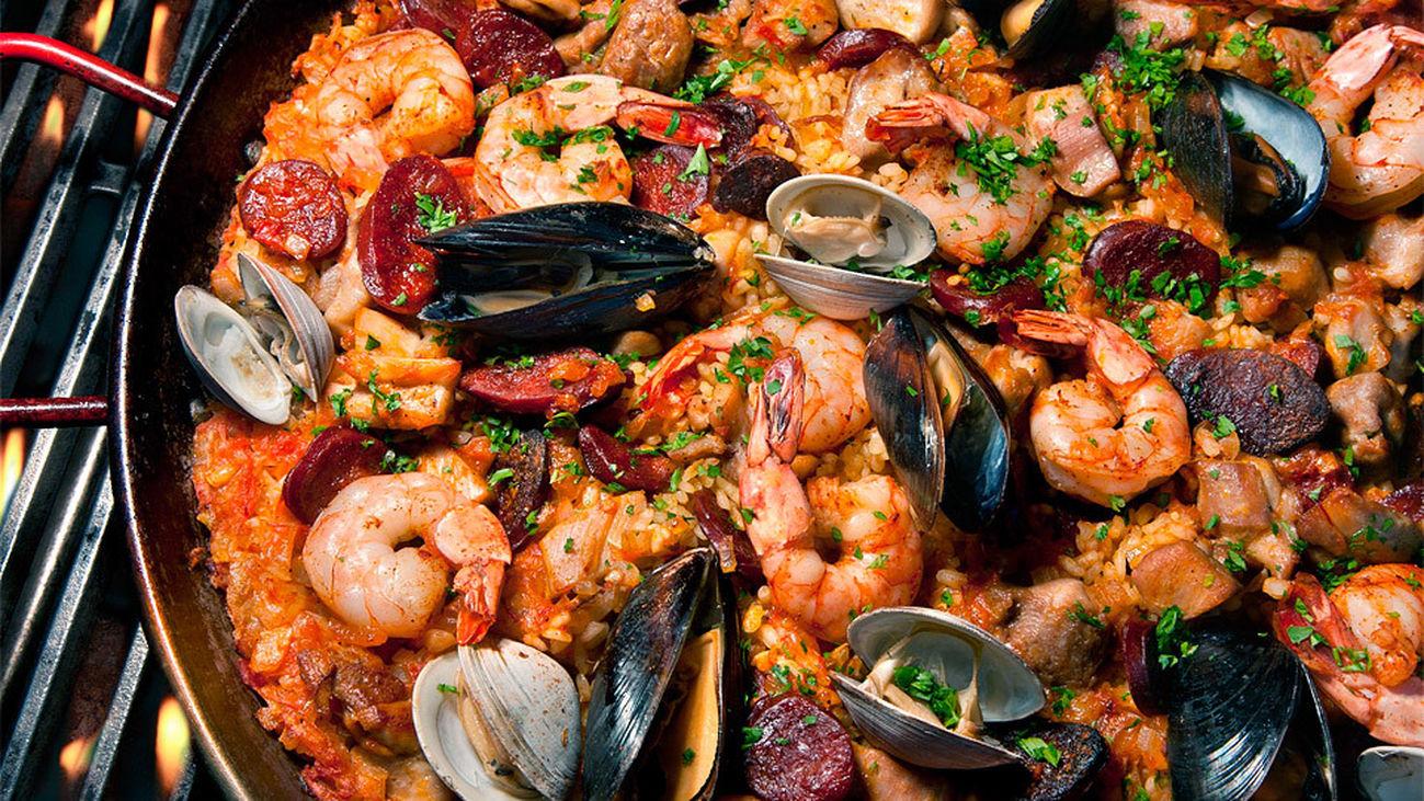 ¿Cuál es la comida española preferida por los turistas?