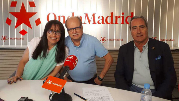 Buenos Días Madrid (10:00-12:00) 08.08.2018