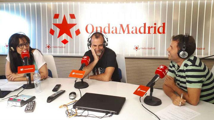 Buenos Días Madrid (12:00-13:30) 08.08.2018