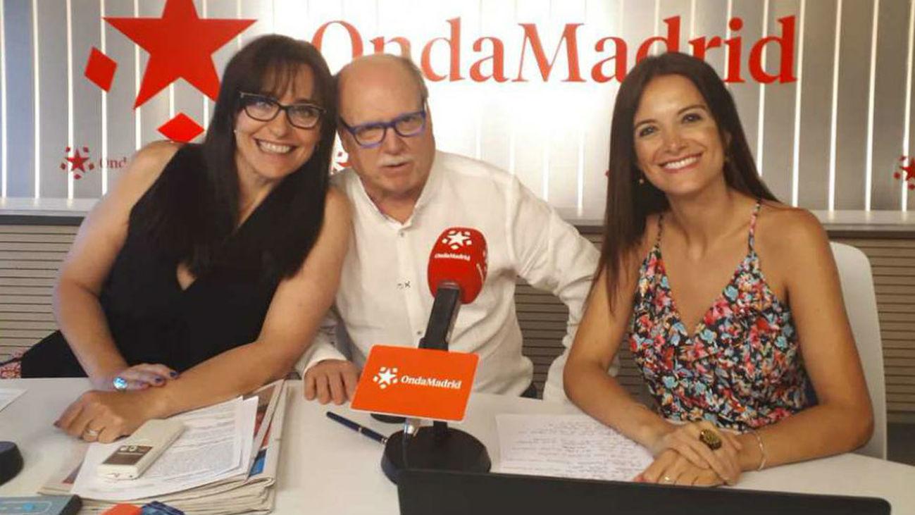 Buenos Días Madrid (10:00-12:00) 09.08.2018