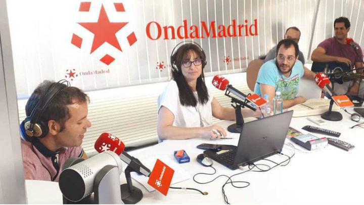Buenos Días Madrid (12:00-13:30) 06.08.2018