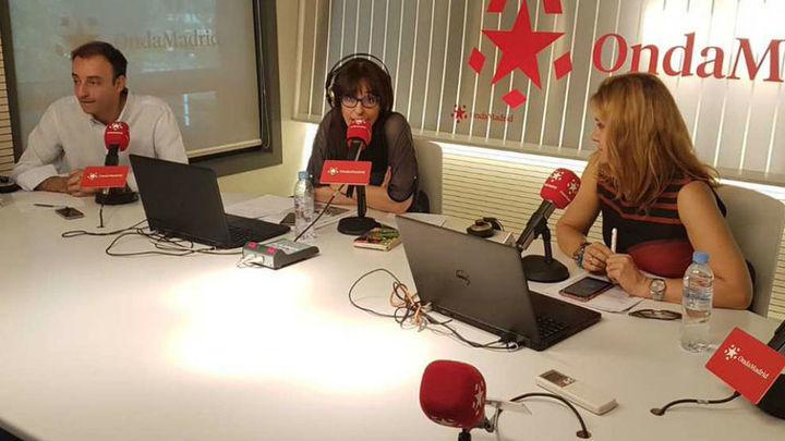 Buenos Días Madrid (09:00-10:00) 24.07.2018