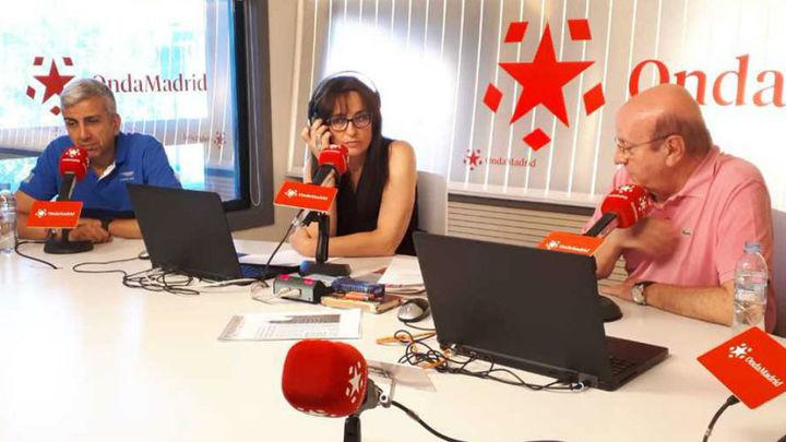 Buenos Días Madrid (09:00-10:00) 09.08.2018