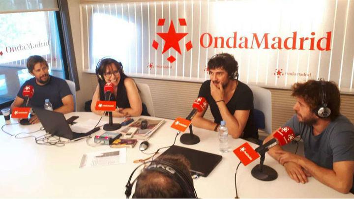 Buenos Días Madrid (12:00-13:30) 09.08.2018