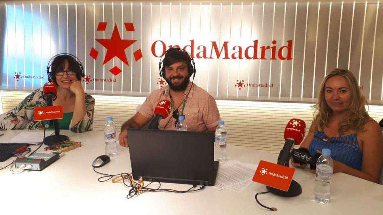 Buenos Días Madrid (10:00-12:00) 26.07.2018