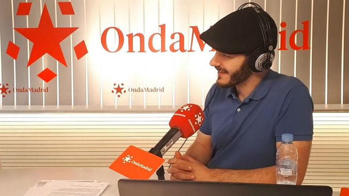 Daniel Collado nos presenta su nuevo espectáculo, 'Doce por ciento. Ilusionismo para genios'