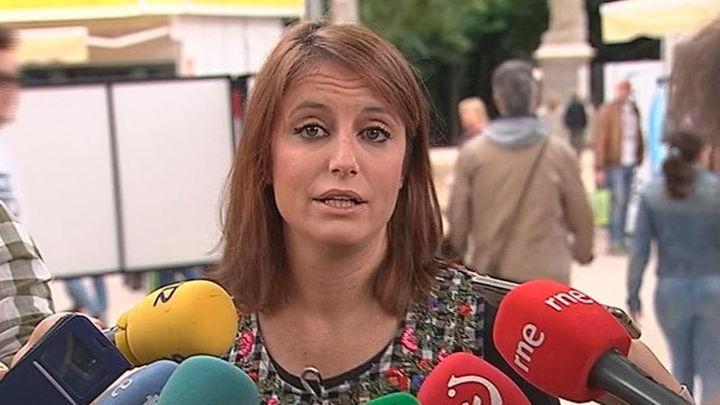 """Andrea Levy critica que """"en el conflicto del taxi, al ministro Ábalos ni se le ha visto ni se le espera"""""""