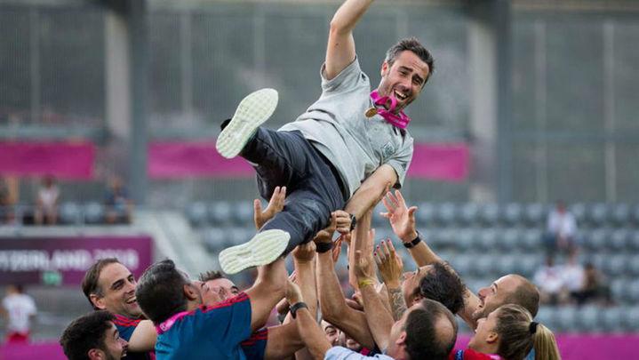 Entrevista a Jorge Vilda, flamante campeón de Europa sub'19