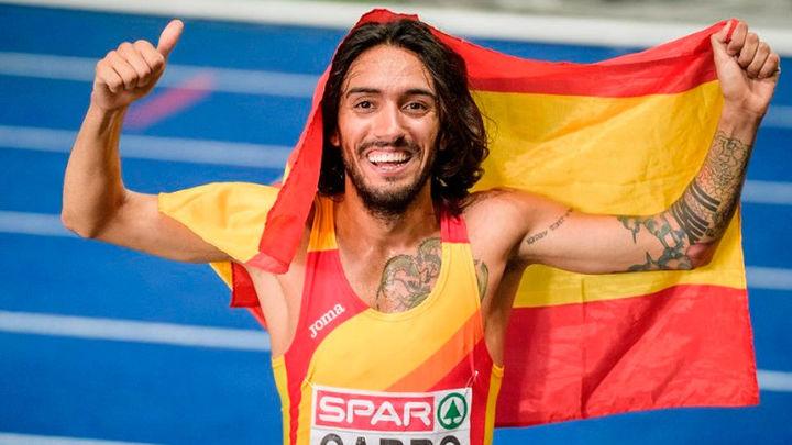 El madrileño Fernando Carro, 'Atleta Español del Año'