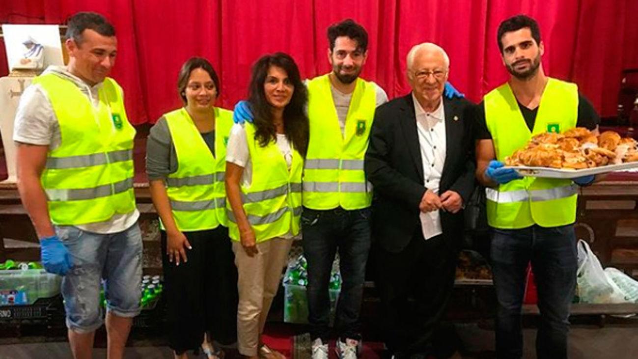 Los Vivancos se unen a Mensajeros de la Paz en un espectáculo solidario